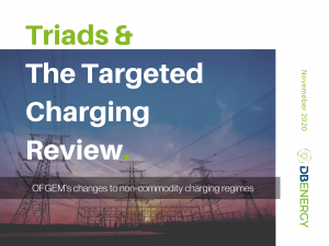triads and the targeted charging review